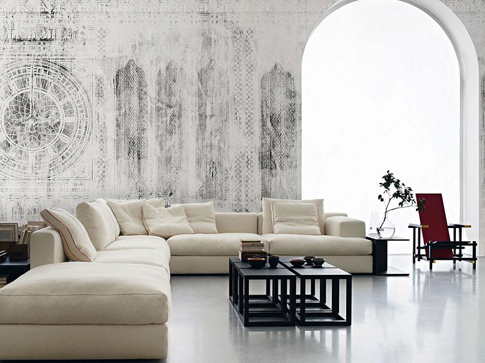 Carta daParati Inkiostro Bianco collezione Designers