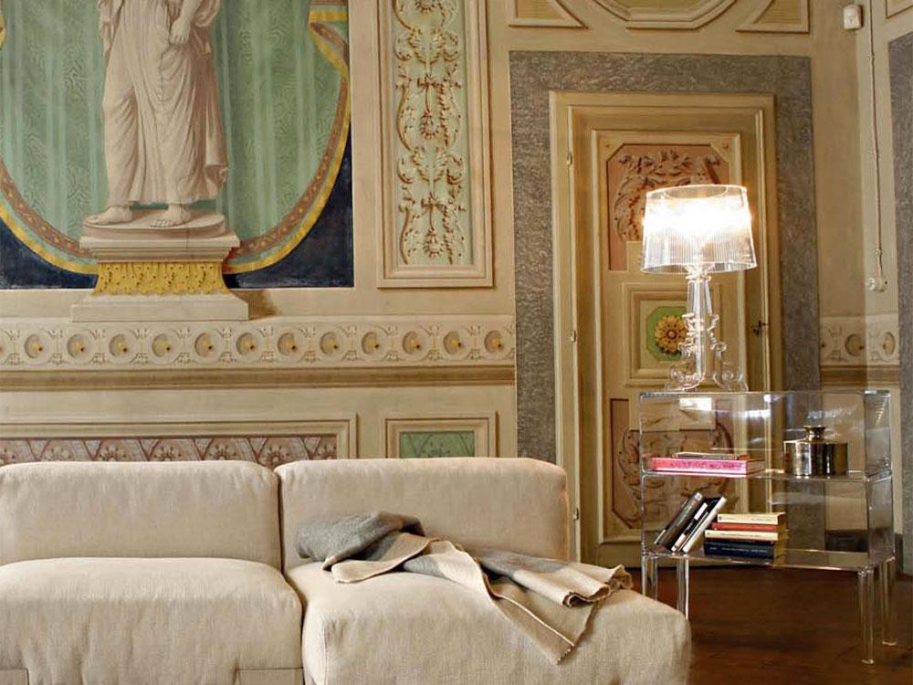 Lampada Bourgie Design Ferruccio Laviani Per Kartell