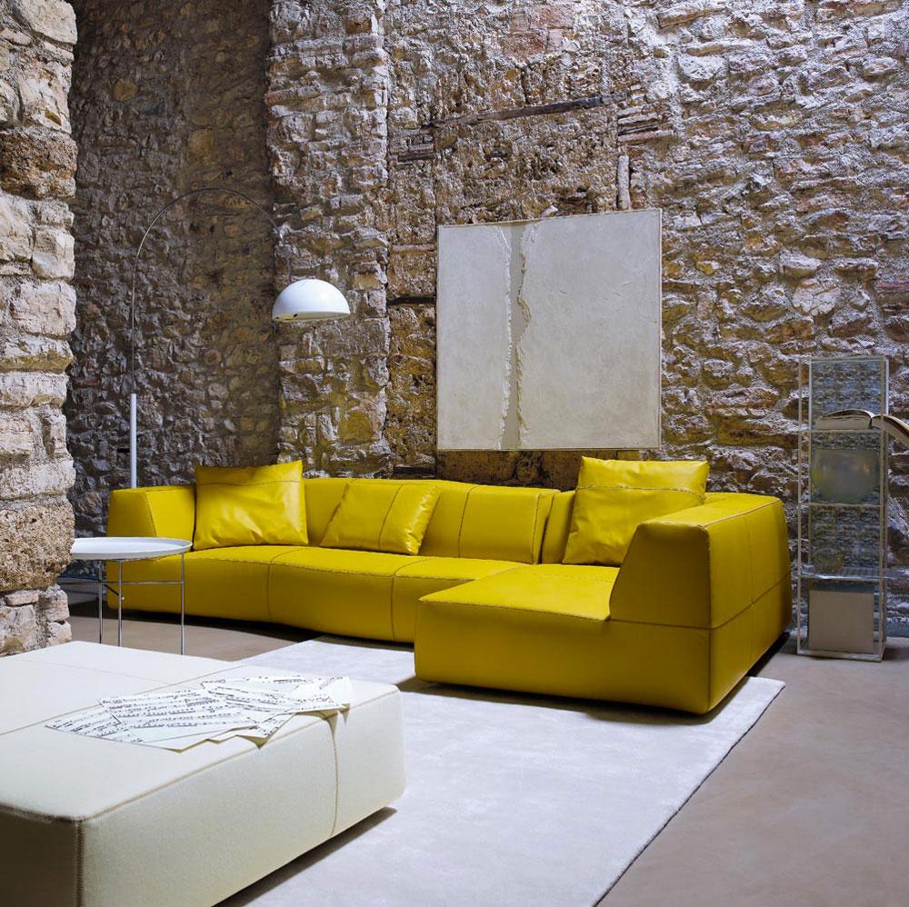 Divano Bend Sofa design Patricia Urquiola per B&B Italia