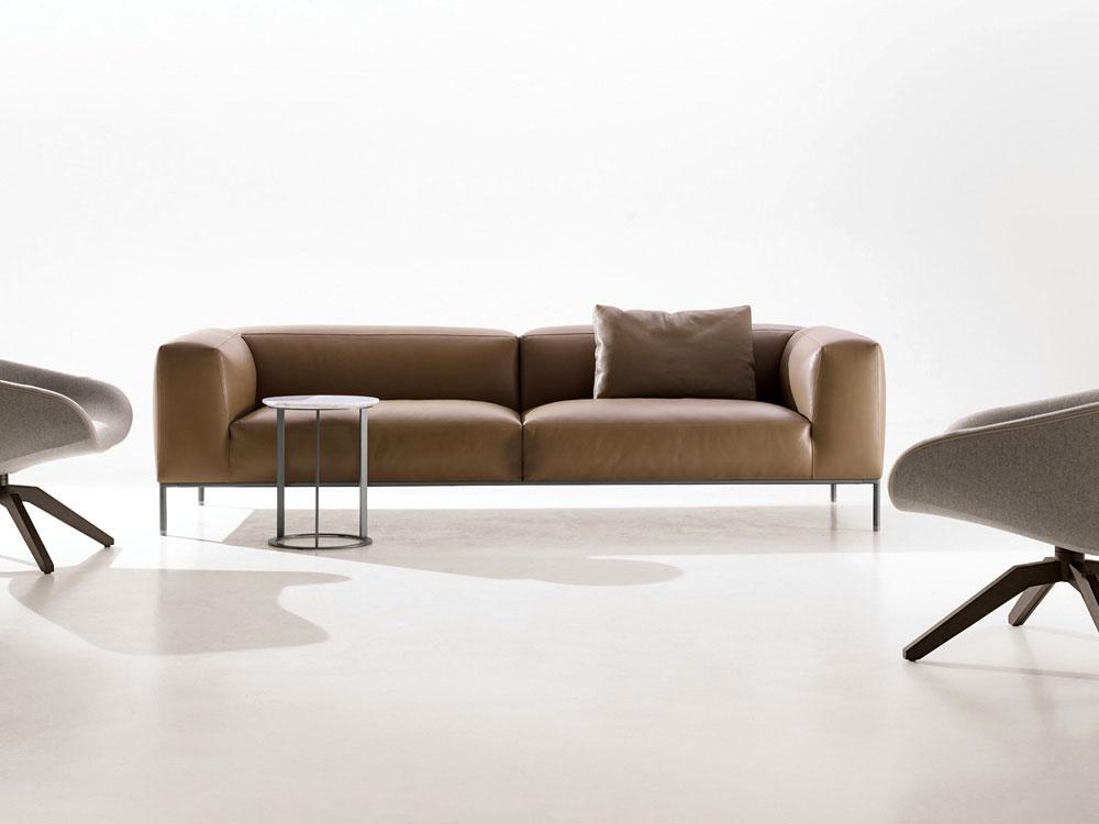 divano design Antonio Citterio modello Frank per B&B Italia