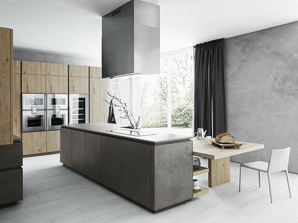 cucina cesar modello cloe - Cucina Rovere Naturale