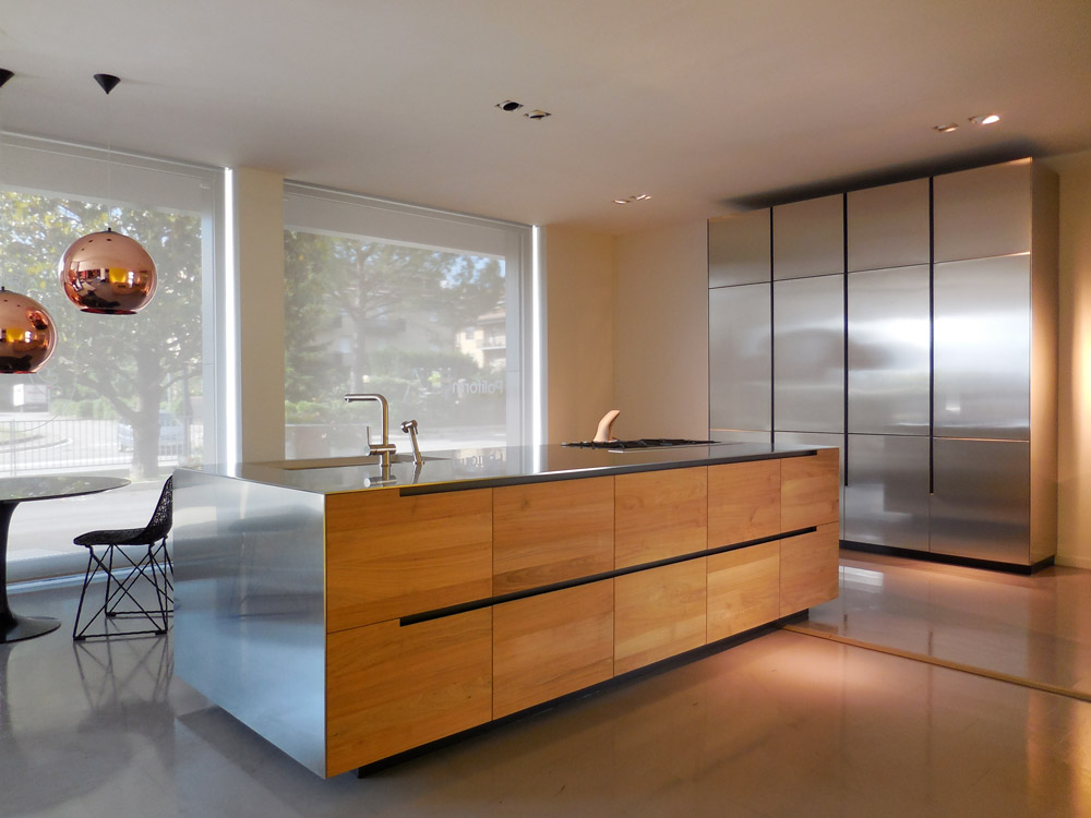 Varenna Cucine Milano Contemporary - harrop.us - harrop.us