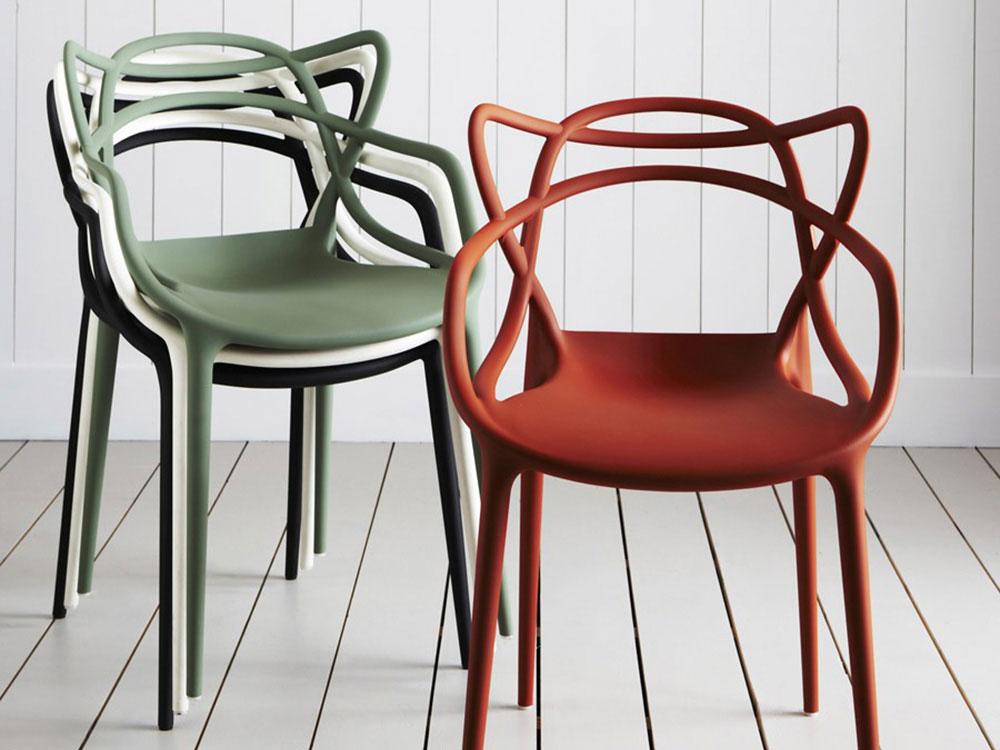Masters in polipropilene Kartell design Philippe Starck