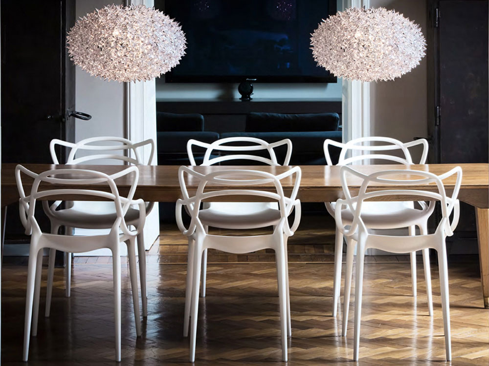 Spaccio Kartell Milano. Papyrus By Kartell Restaurant Chairs With ...